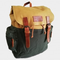 "Photo of The Backpacks Backpack ""Cuba"" at L'instant Cuir."