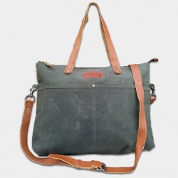 "Photo hobo bag ""Corfu"" at L'instant Cuir"