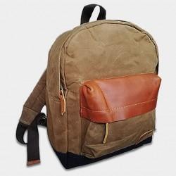 "Photo de Les sacs à dos sac à dos \\""Capri\\"" chez L instant Cuir"