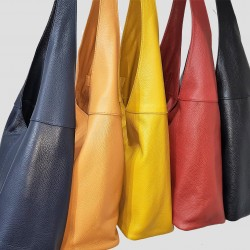 Photo of Our Italian Leather Bags BOULE at L 