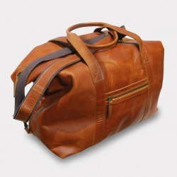 "Photo of Travel Bag Travel Bag ""Alexandria"" Size M at L instant Leather"