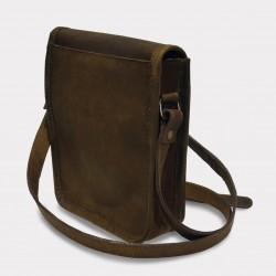 Photo of Manchester XS Men's Shoulder Bag at L'instant Cuir