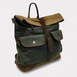 """Picture of Travel bag Backpack \\ """"San Diego \\"""" S at L instant Cuir"""